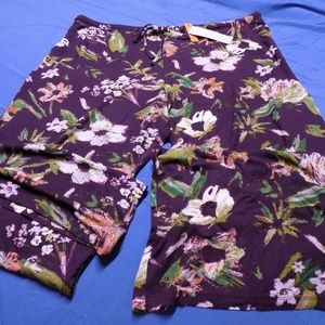 Gilligan & O'malley Sleepwear Pant Women's Size 1X